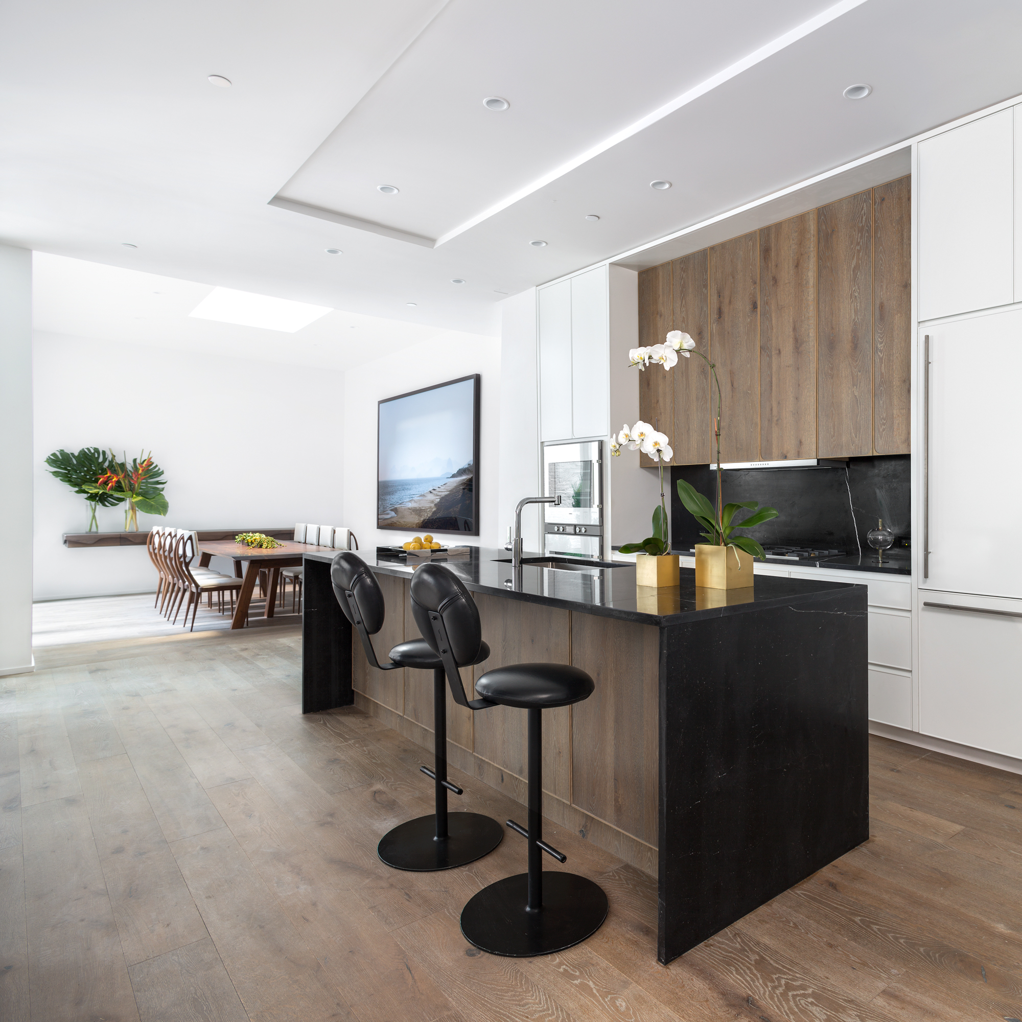 Look Inside A Modern Tribeca Townhouse Ddg Investment
