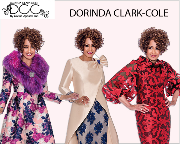 Dorinda Clark Cole Fall Collection