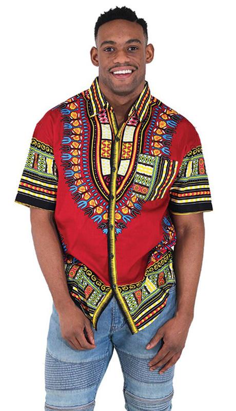 African Clothing C-M077-BUR
