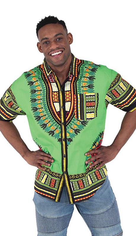 African Clothing C-M077-LIM
