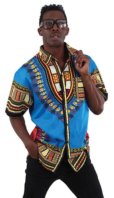 African Clothing C-M077-TUR