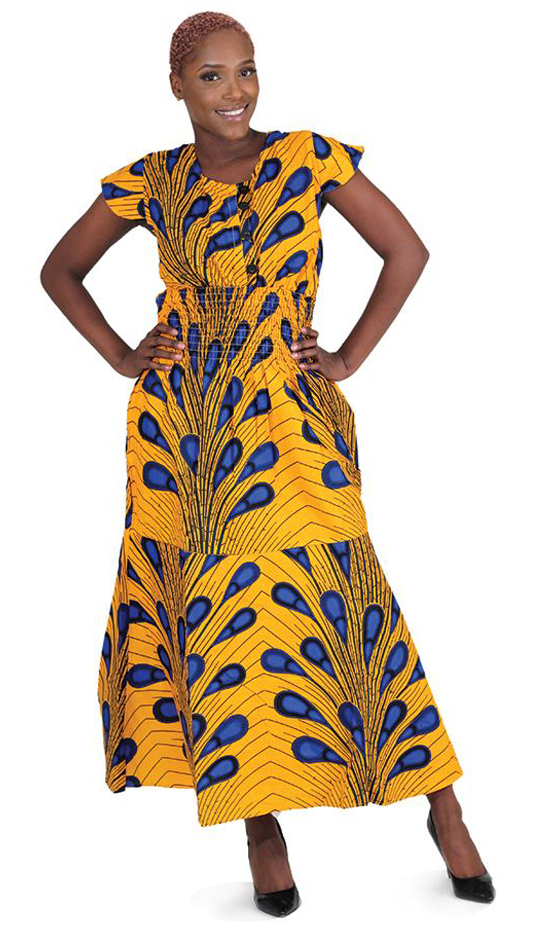 African Clothing C-W115-PE