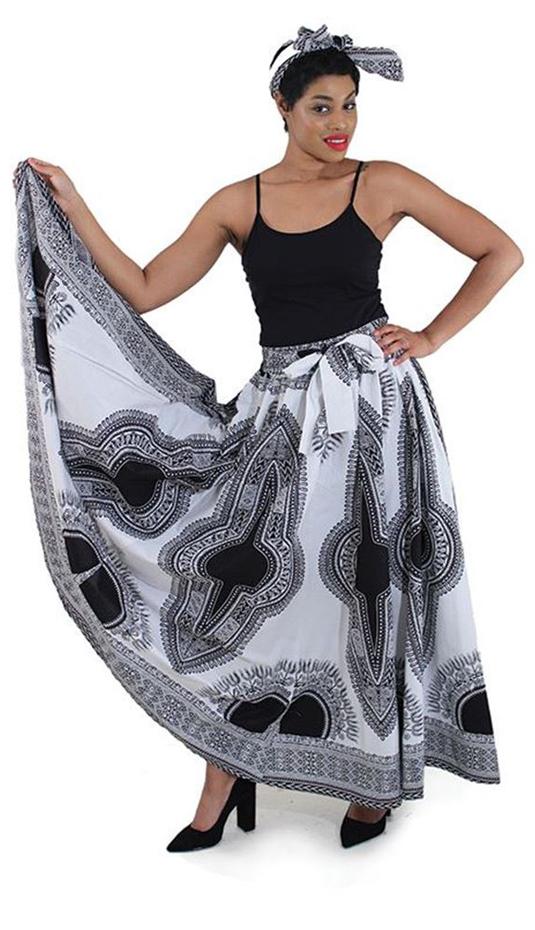 African Clothing C-WF906-WB