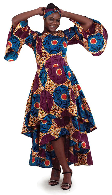 African Clothing C-WH235