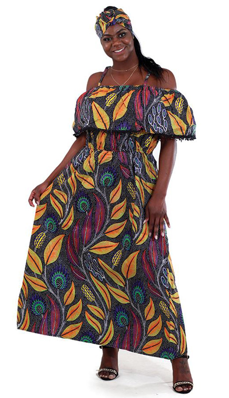 African Clothing C-WH248