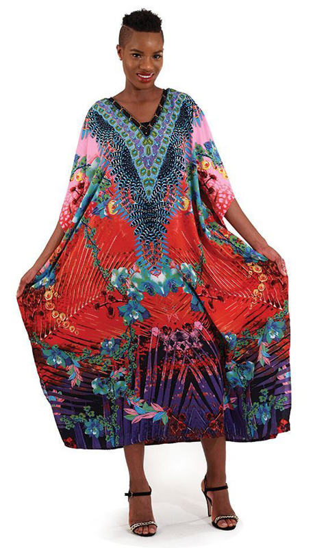 African Clothing C-WH253