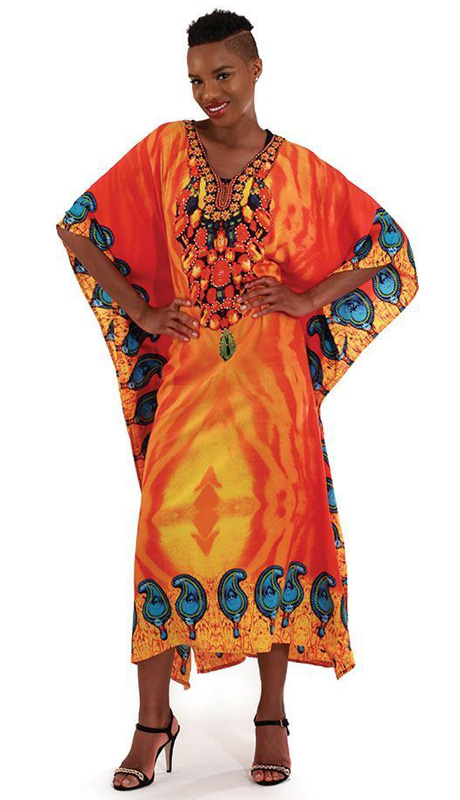 African Clothing C-WH254