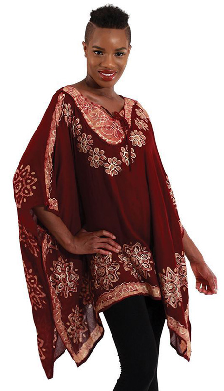 African Clothing C-WH259-BR
