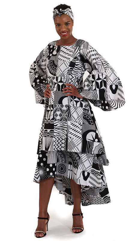 African Clothing C-WH262