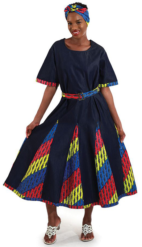 African Clothing C-WH270-CO
