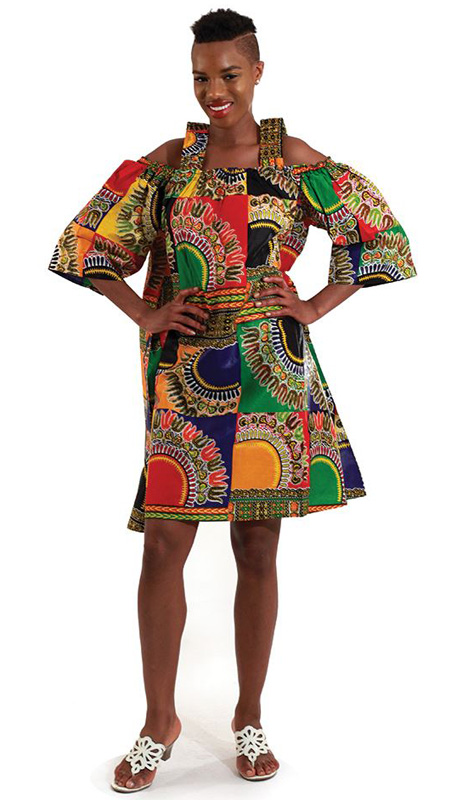African Clothing C-WH277
