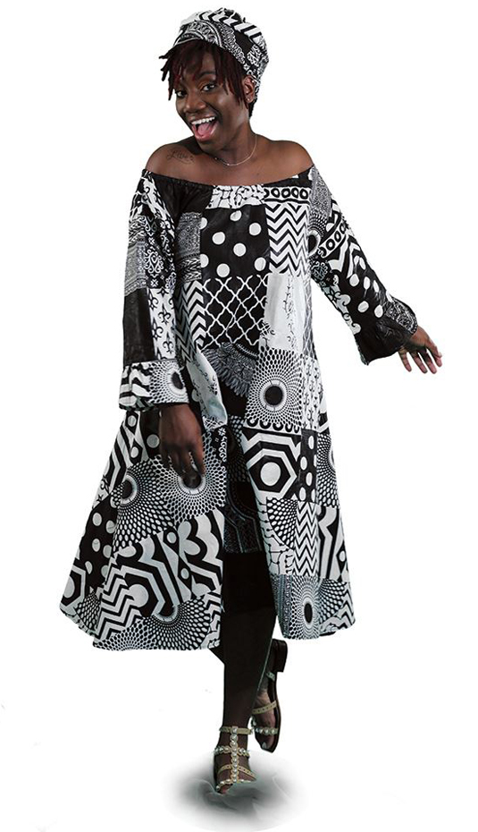 African Clothing C-WK042