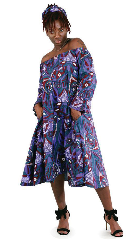 African Clothing C-WK043