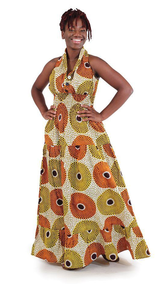 African Clothing C-WK045