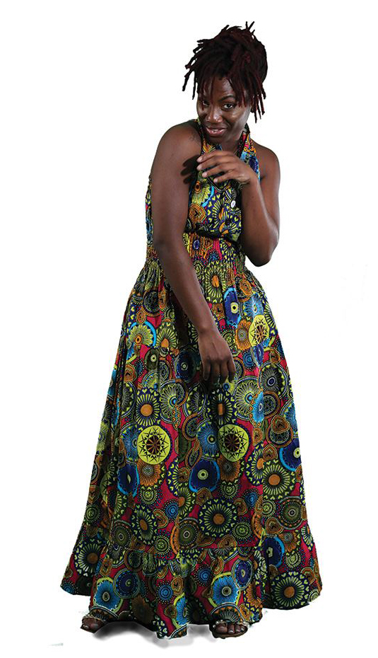 African Clothing C-WK046