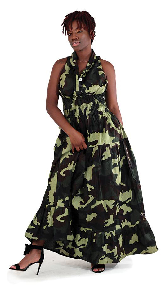 African Clothing C-WK048