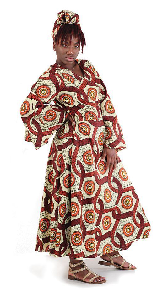 African Clothing C-WK051