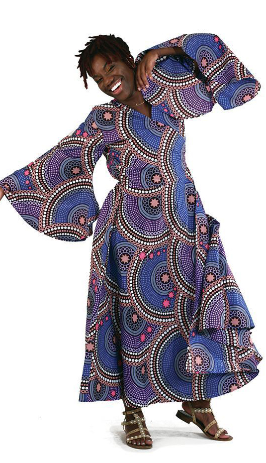 African Clothing C-WK052