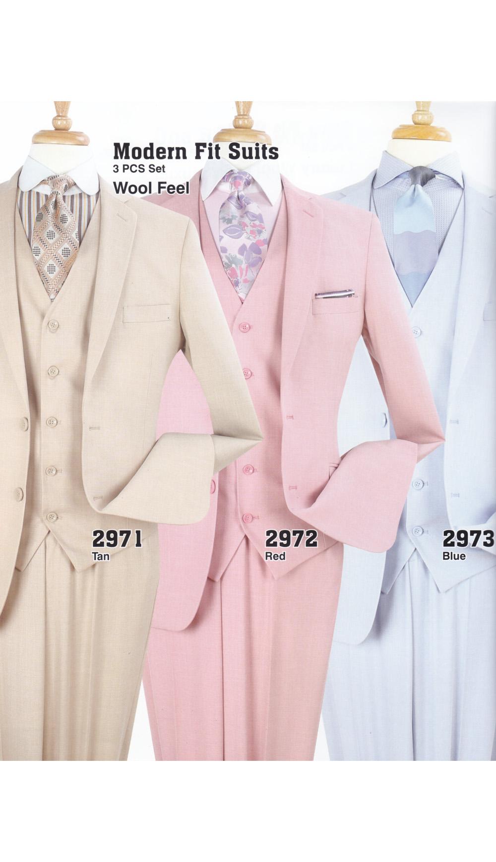 High Fashion Men Suits 2973