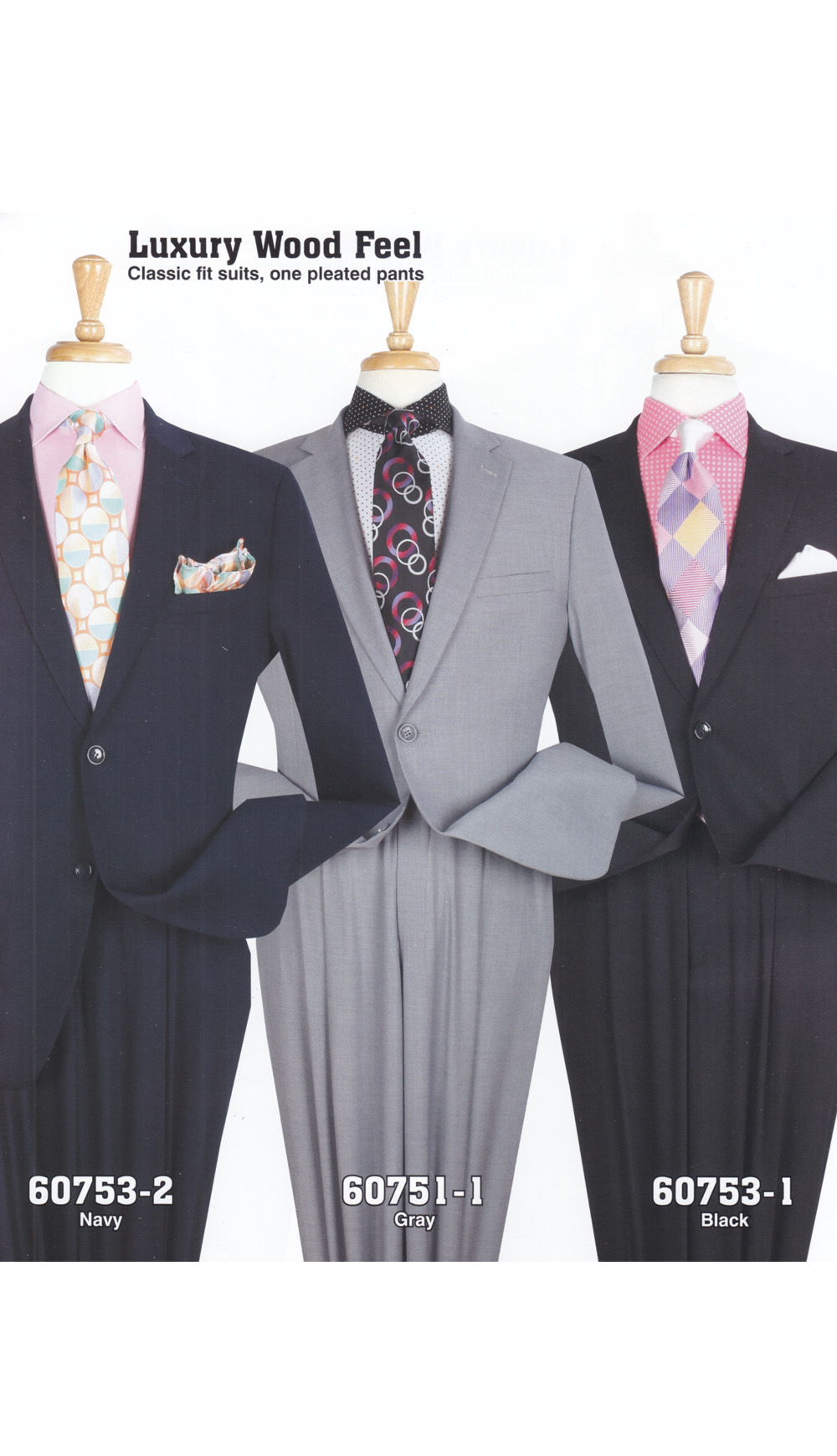 High Fashion Men Suits 60751-1