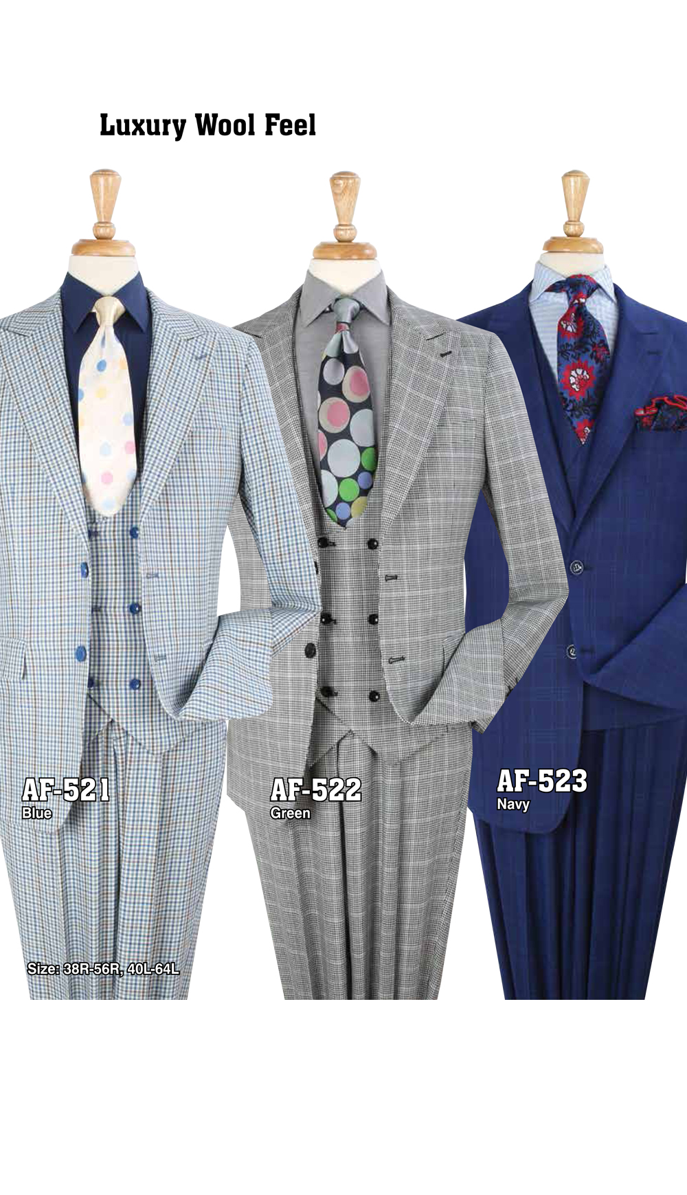 High Fashion Men Suits AF-521