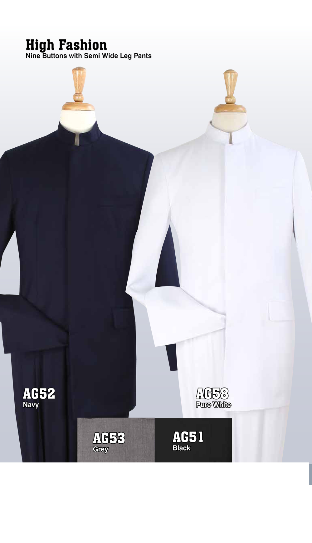 High Fashion Men Suits AG52