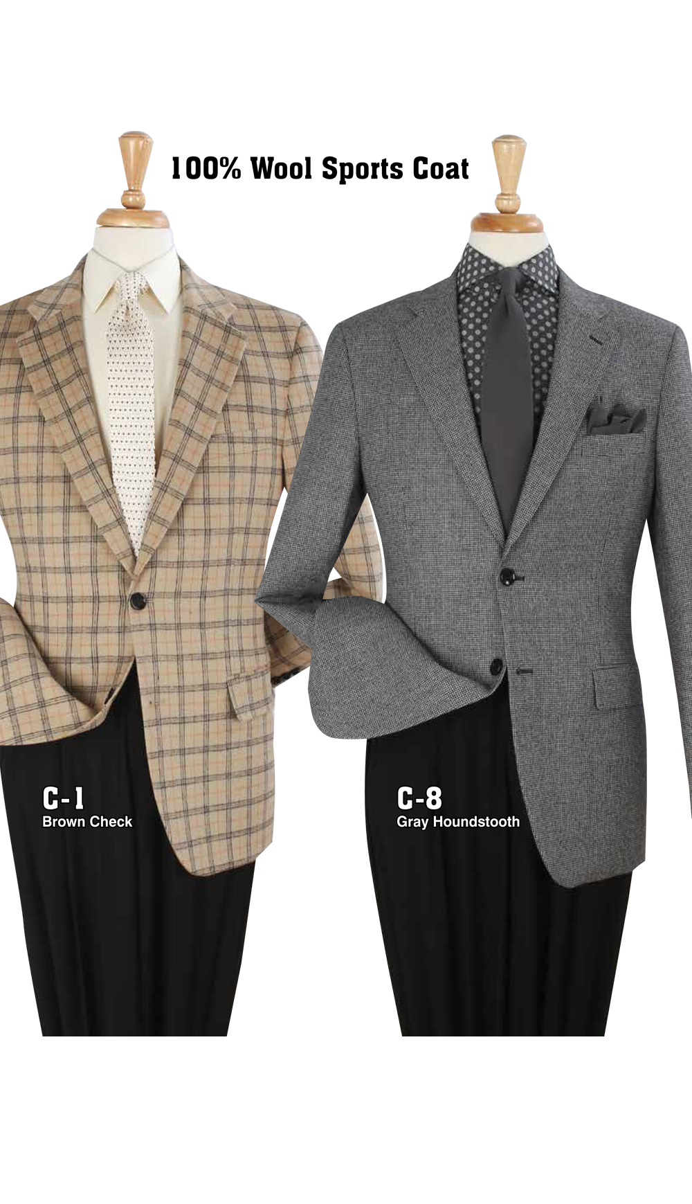 High Fashion Men Suits C-1