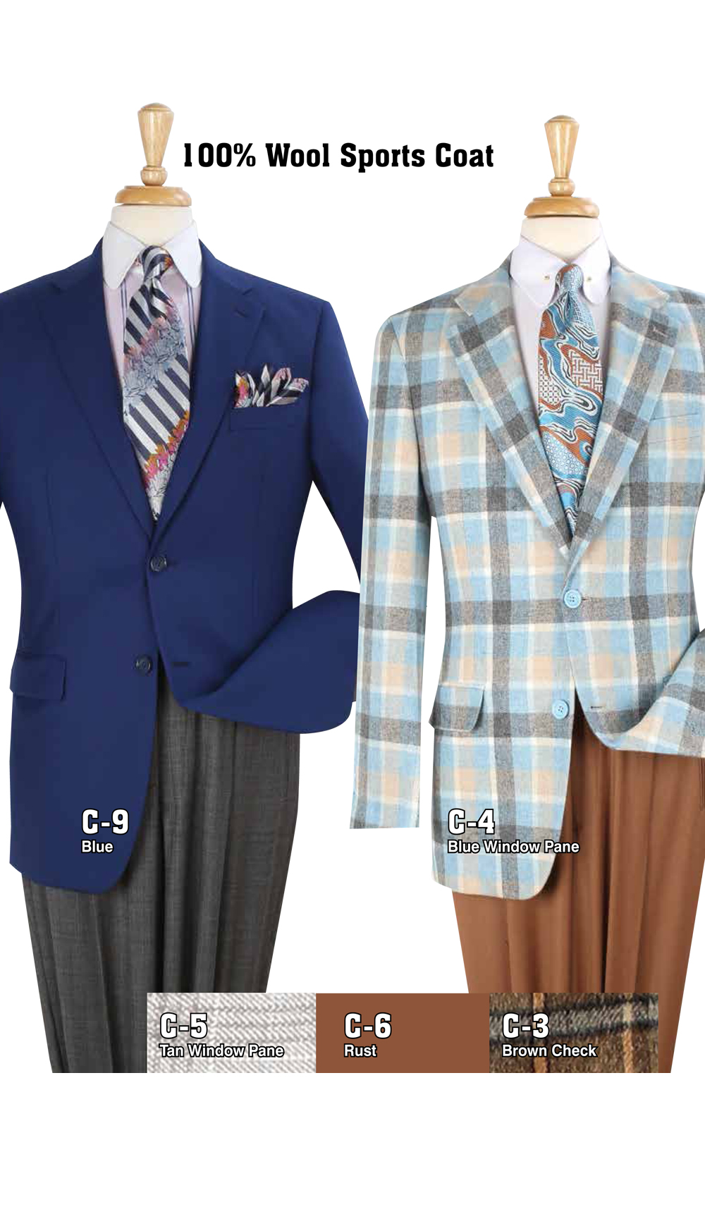 High Fashion Men Suits C-9