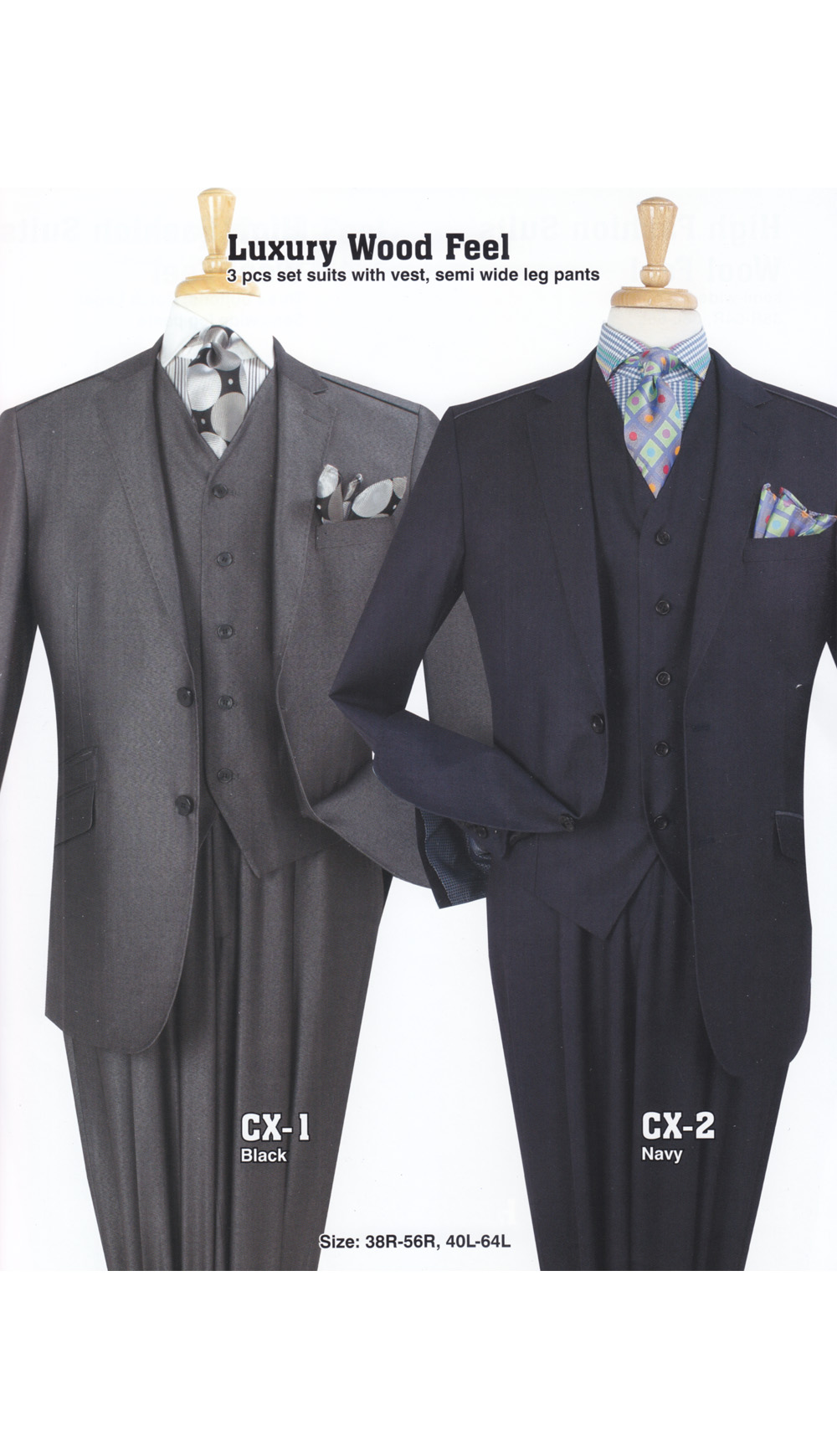 High Fashion Men Suits CX-2