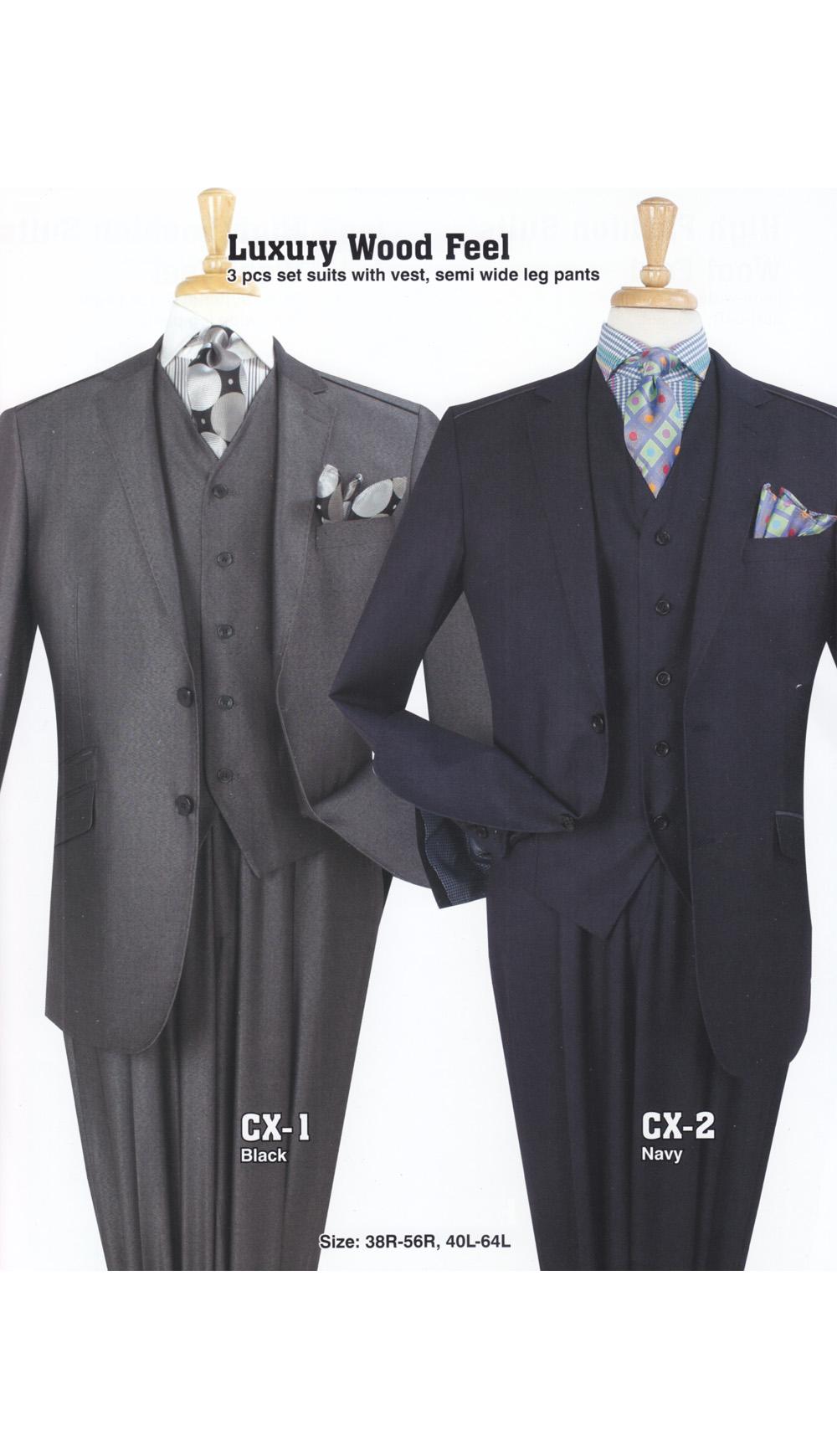 High Fashion Men Suits CX-2