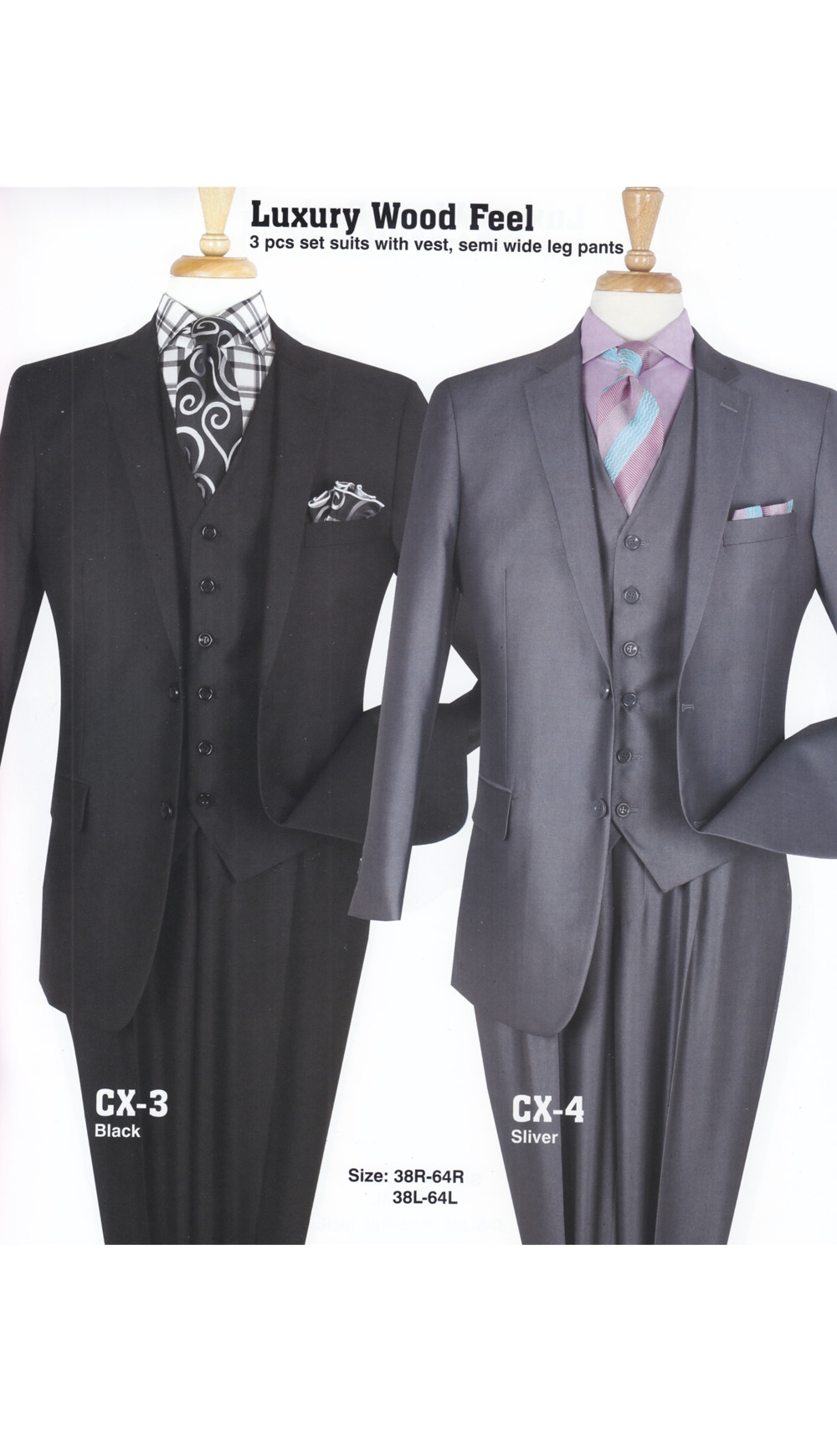 High Fashion Men Suits CX-4