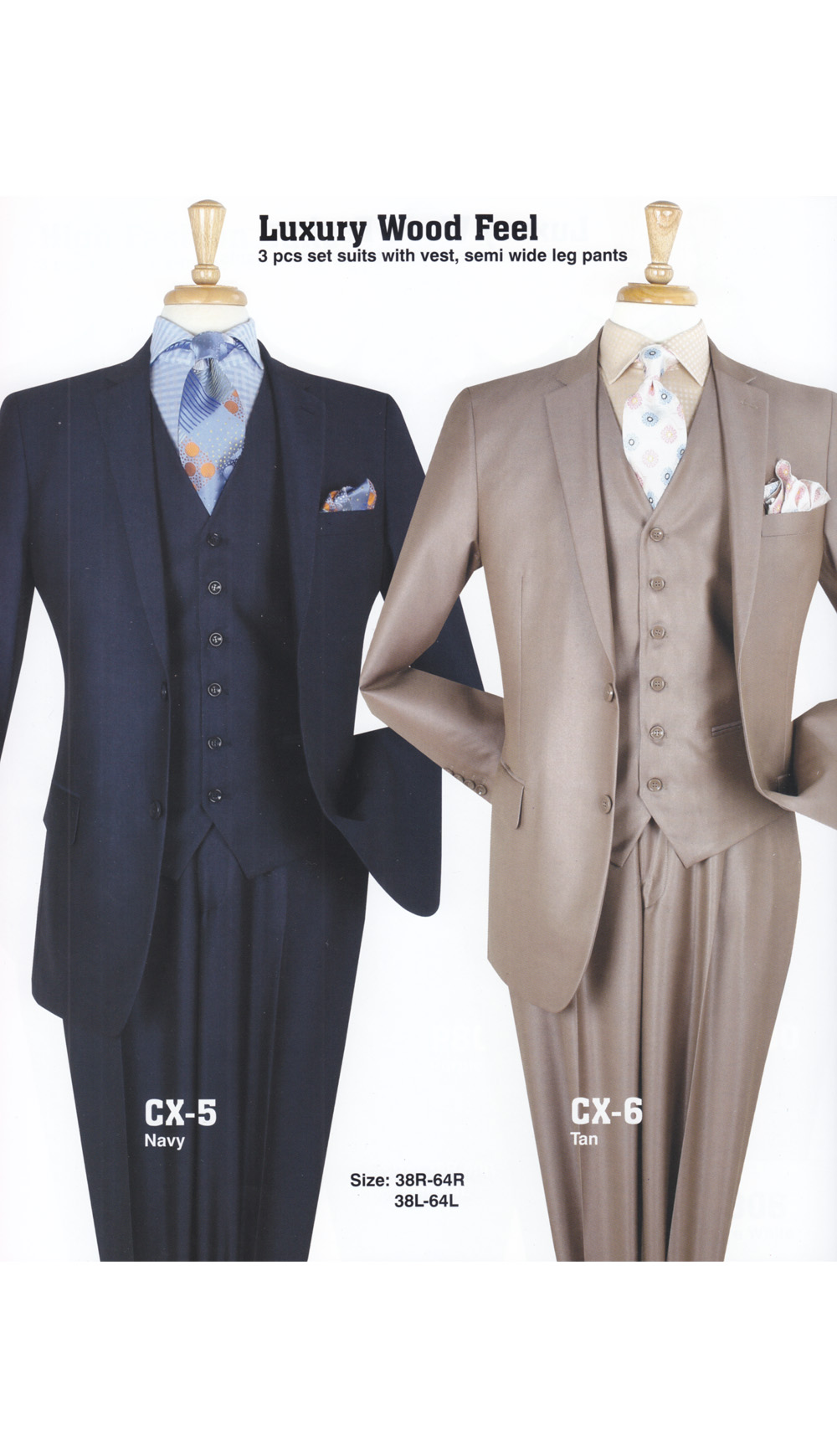 High Fashion Men Suits CX-6