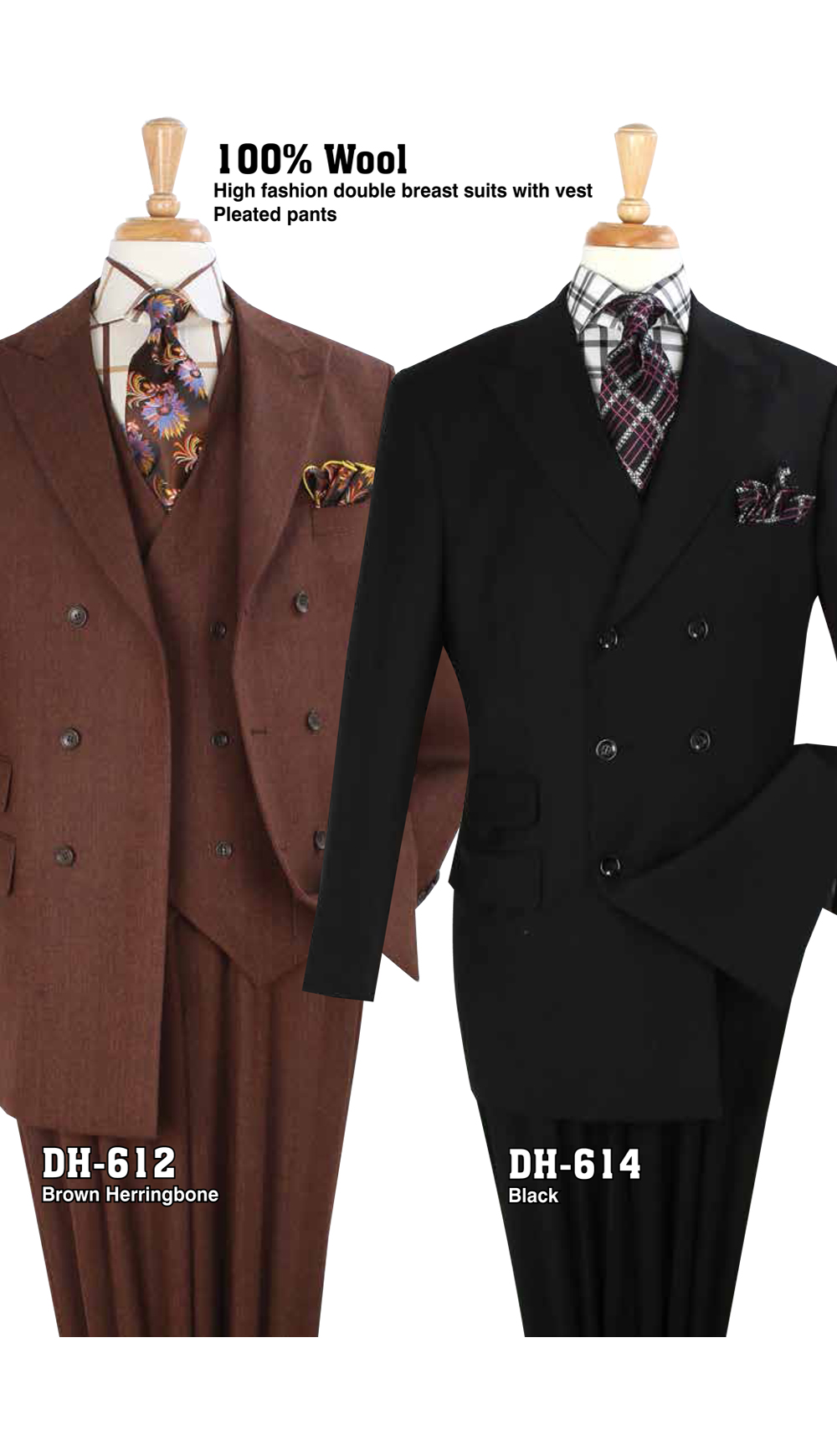 High Fashion Men Suits DH-612