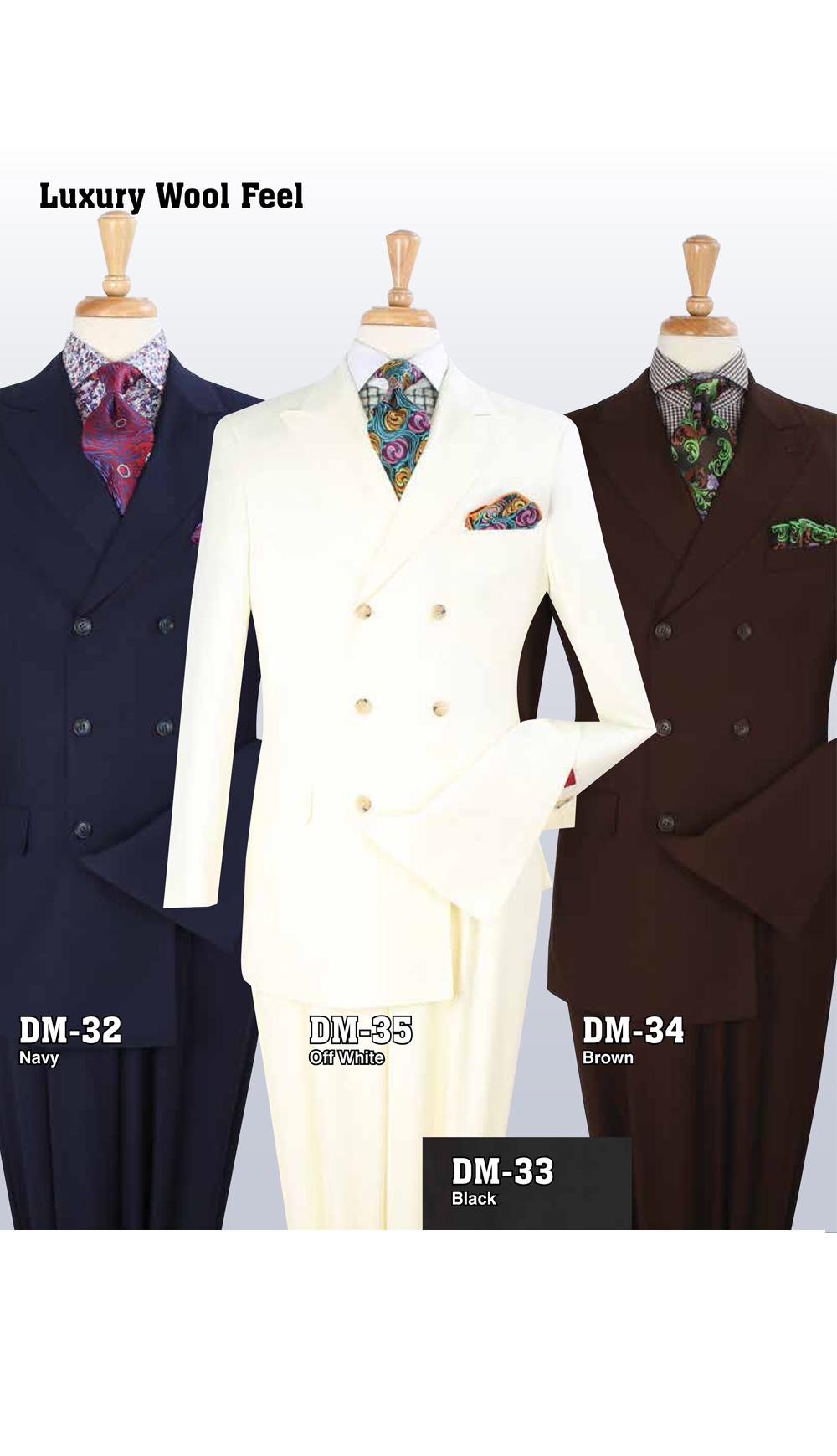 High Fashion Men Suits DM-32