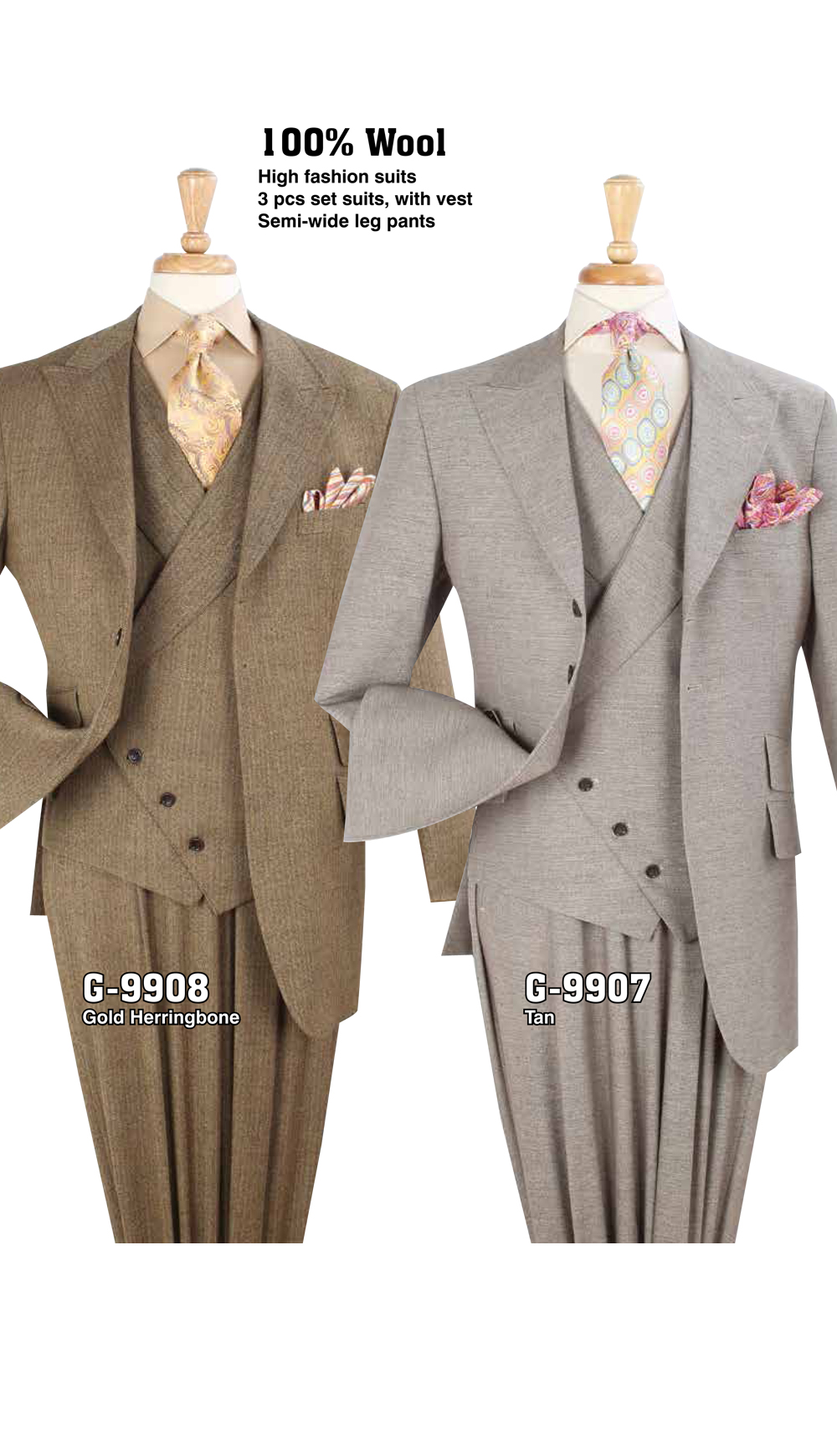 High Fashion Men Suits G-9908