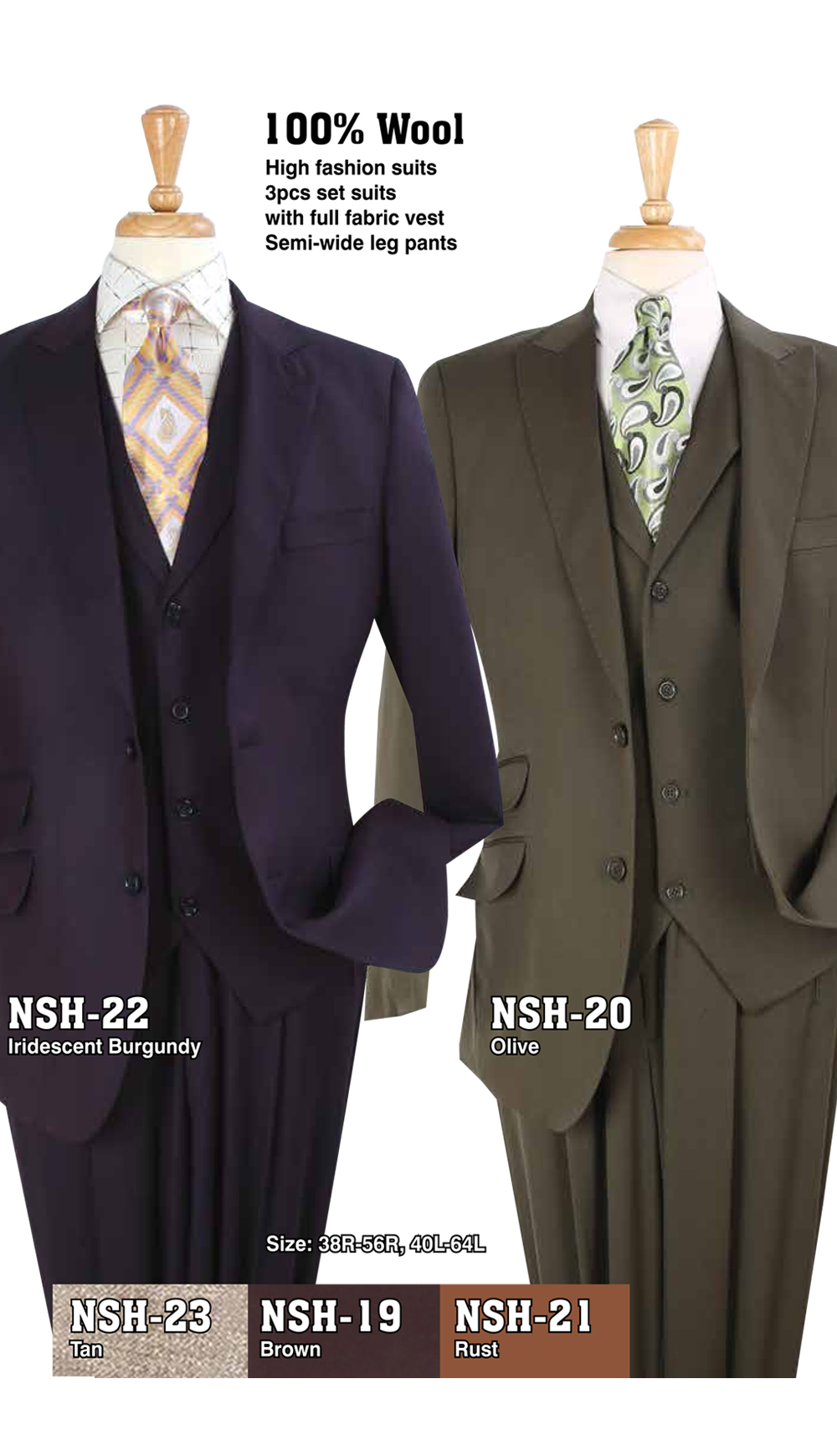 High Fashion Men Suits HSH-20