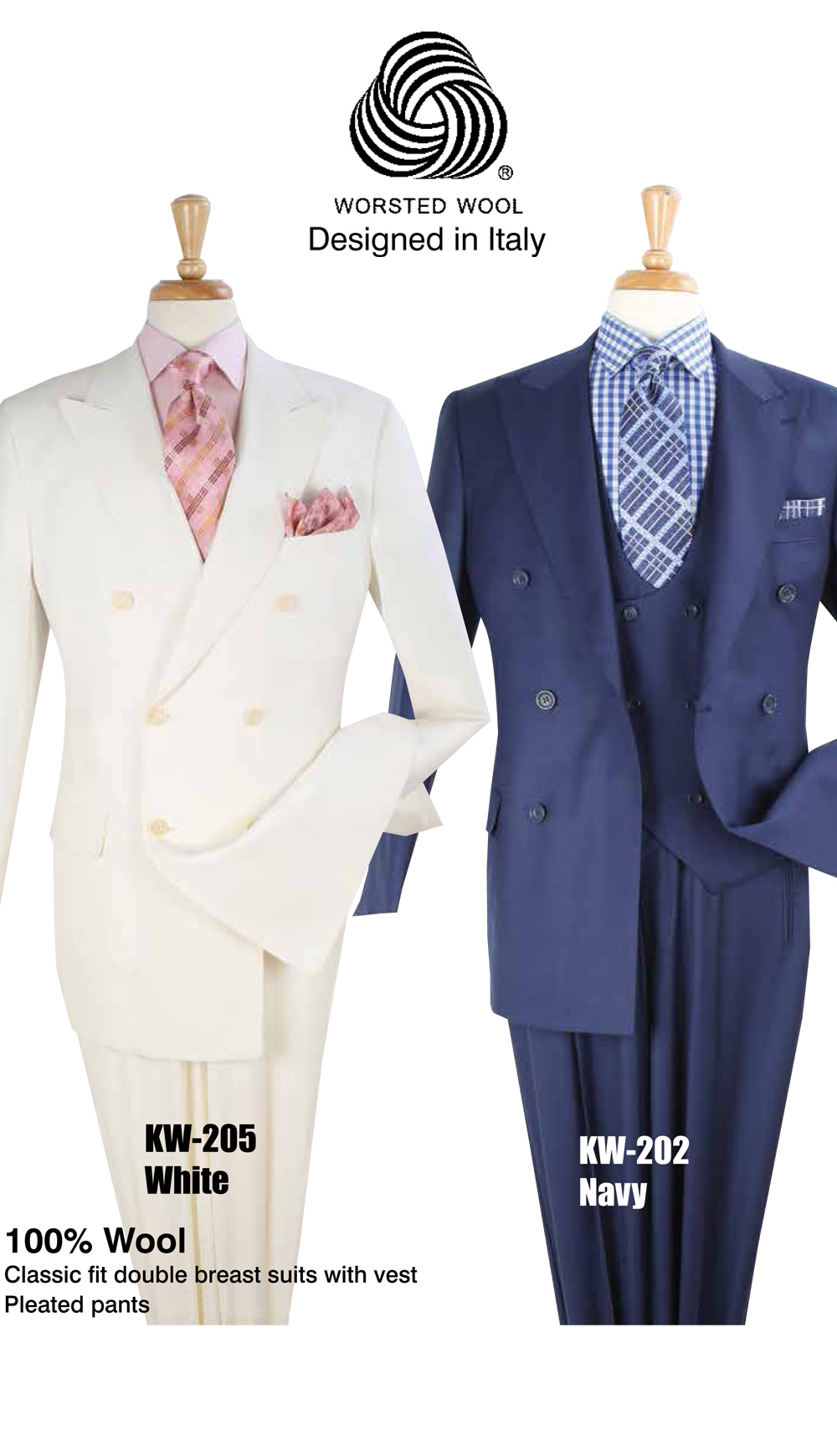High Fashion Men Suits KW-205