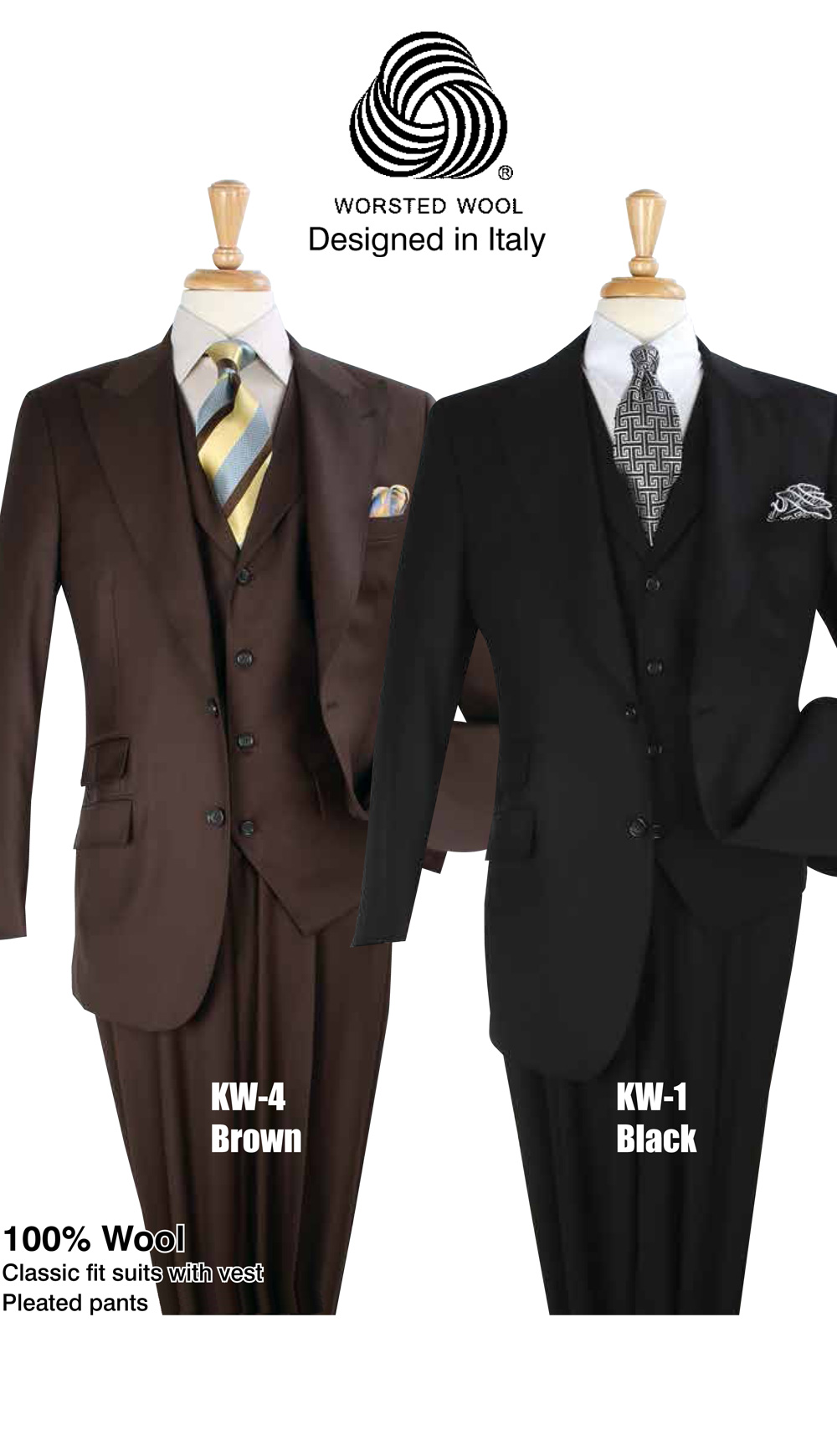High Fashion Men Suits KW-4