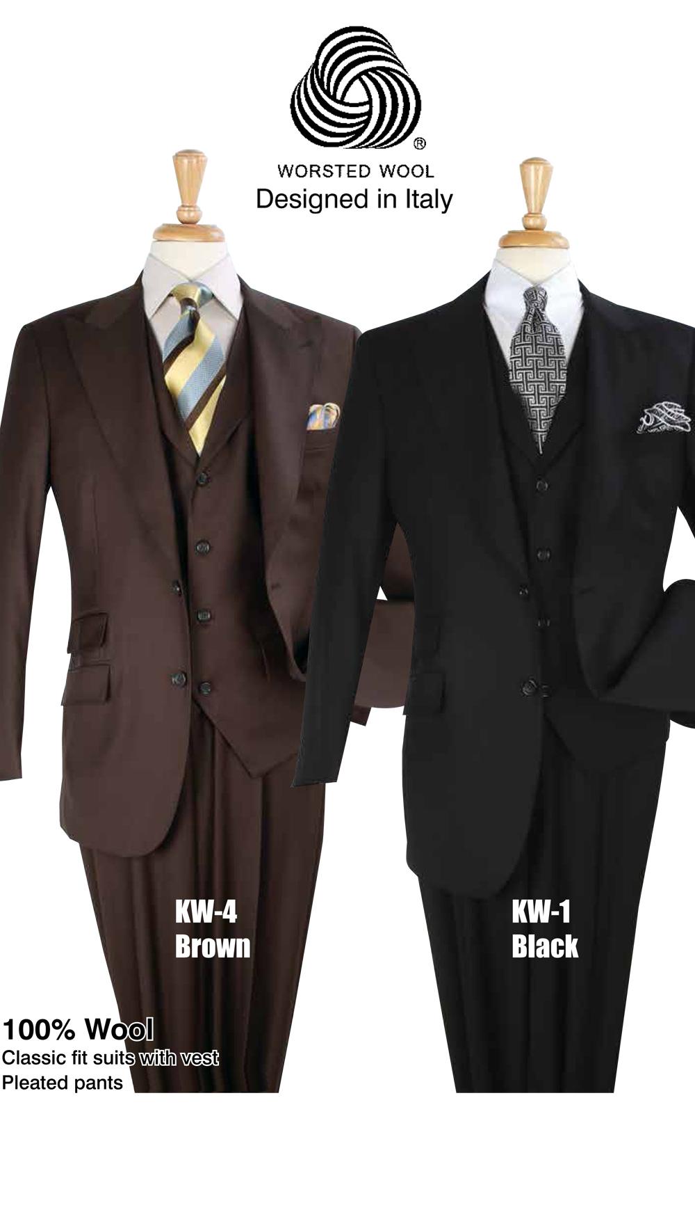High Fashion Men Suits KW-4