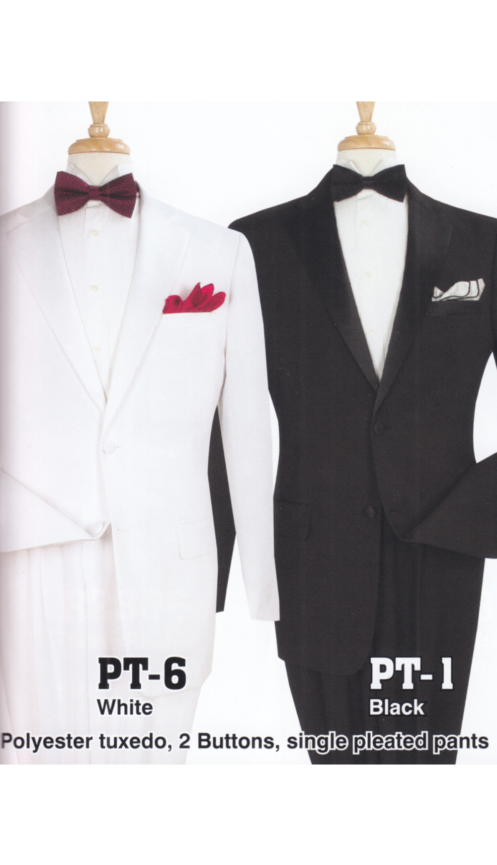 High Fashion Men's Tuxedo PT-6
