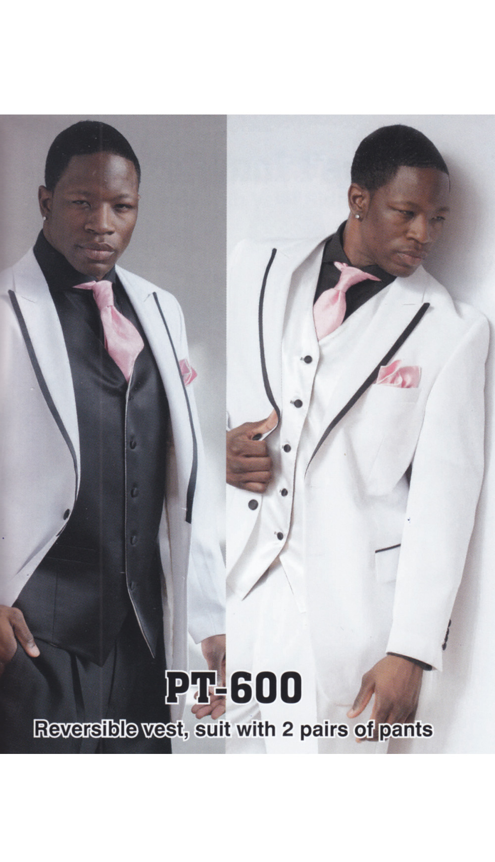 High Fashion Men's Tuxedo PT-600