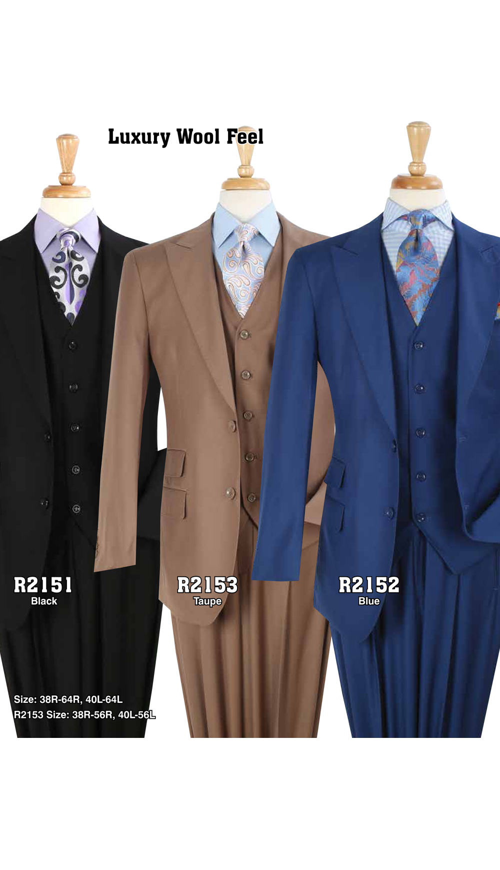 High Fashion Men Suits R2151