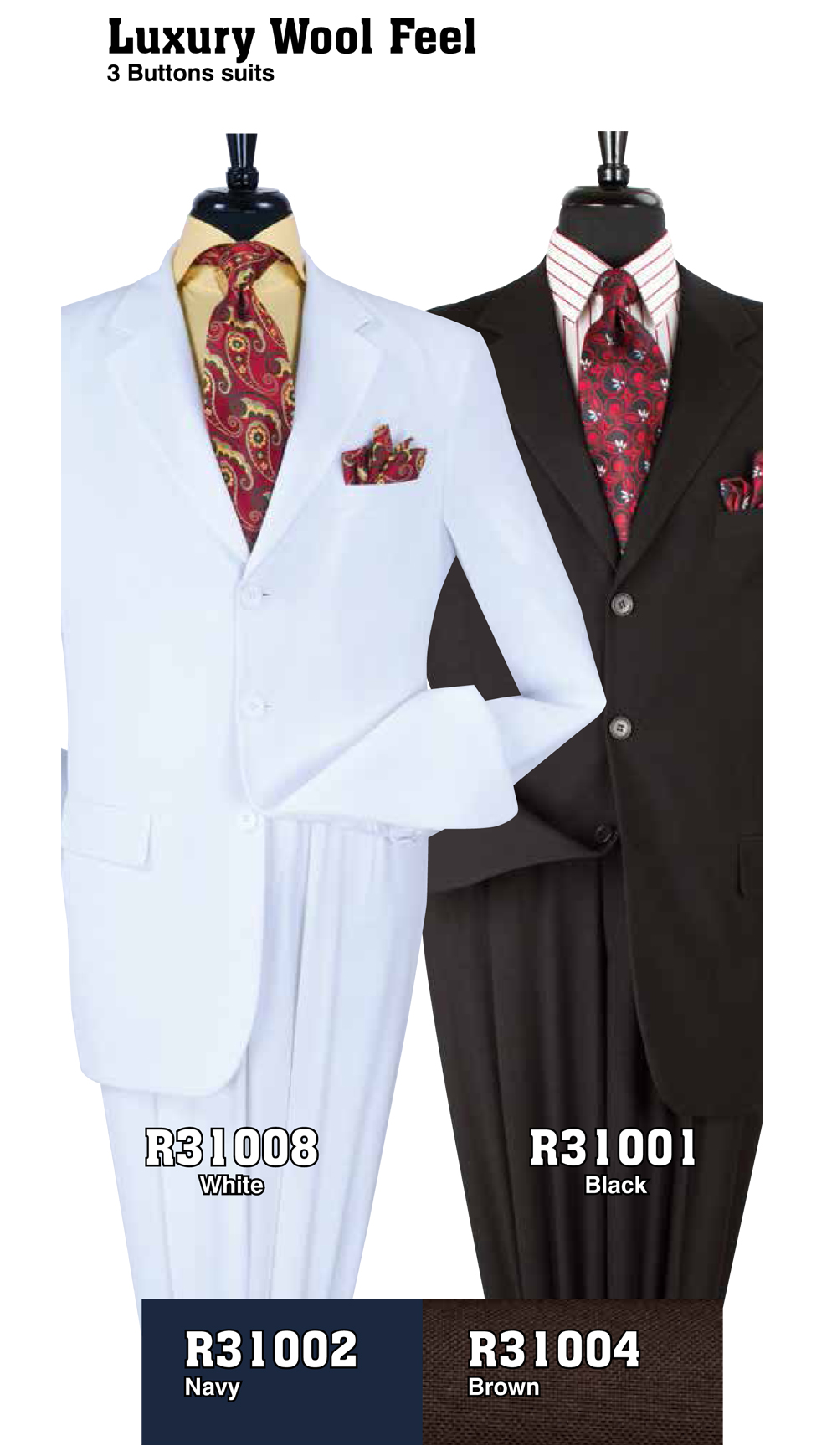 High Fashion Men Suits R31008
