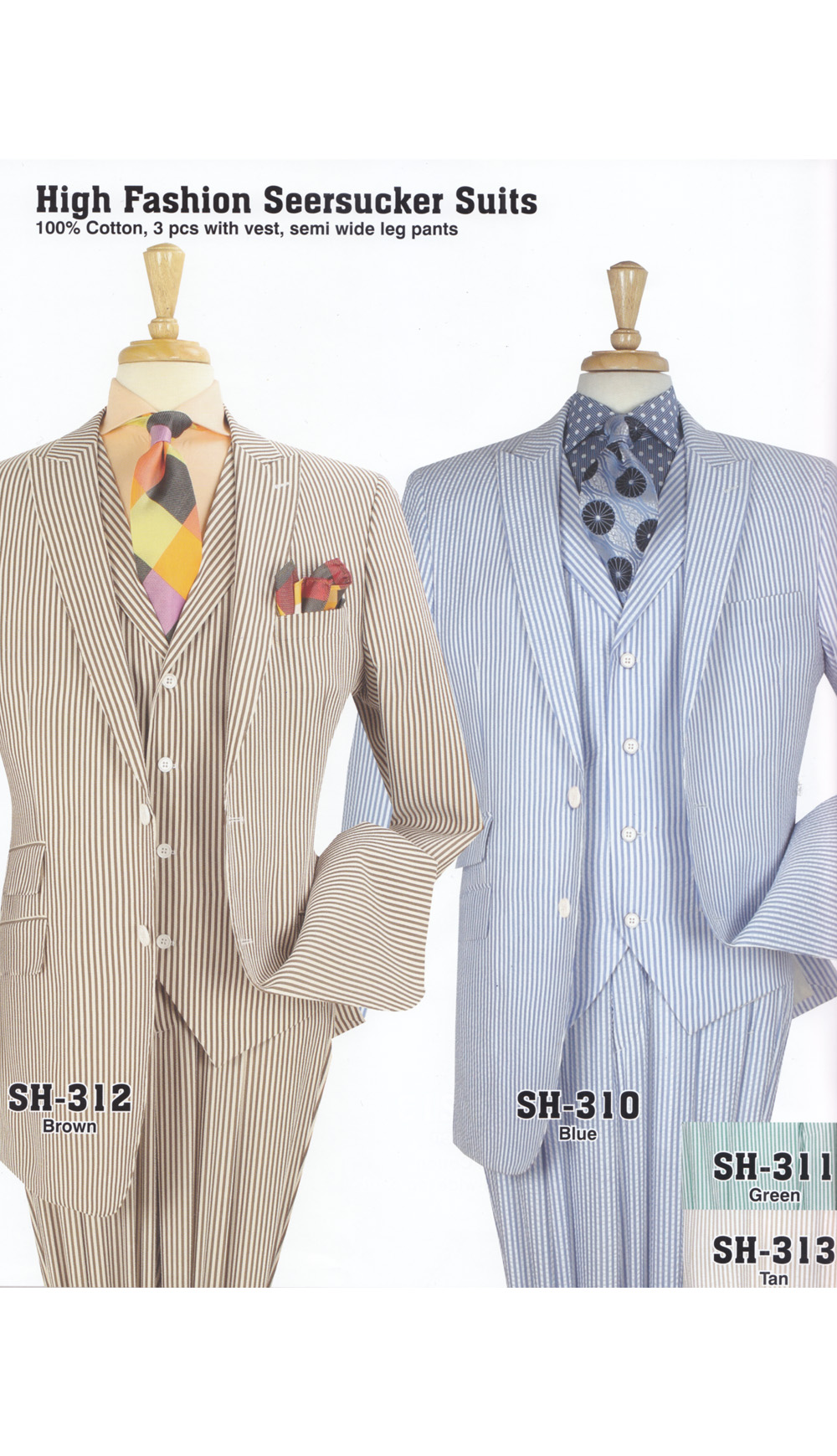 High Fashion Men Suits SH-312