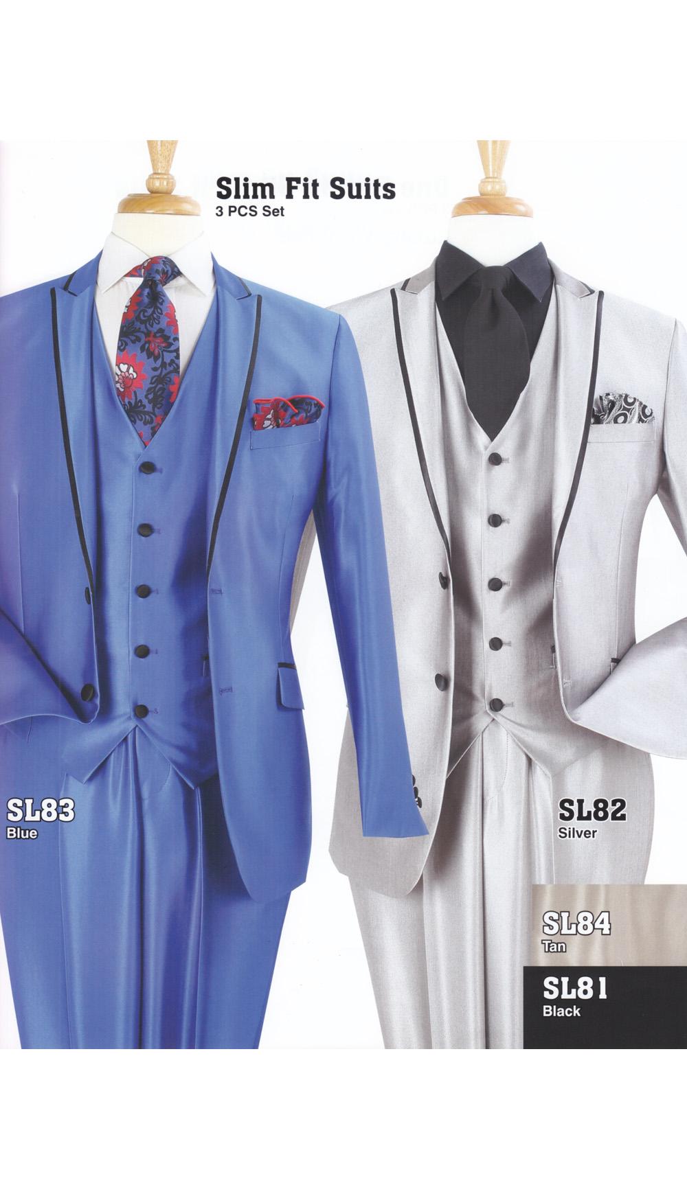 High Fashion Men Suits SL83
