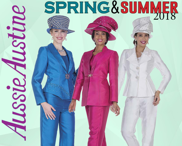Aussie Austine Ladies Church Attire Spring And Summer 2018