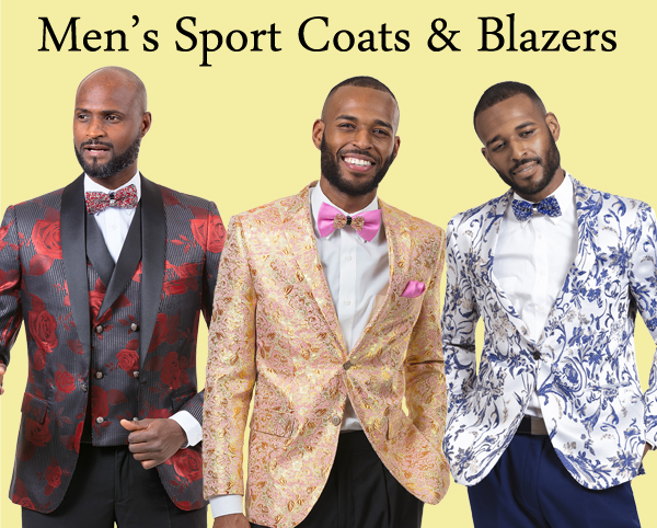 Mens Sport Coats and Blazers