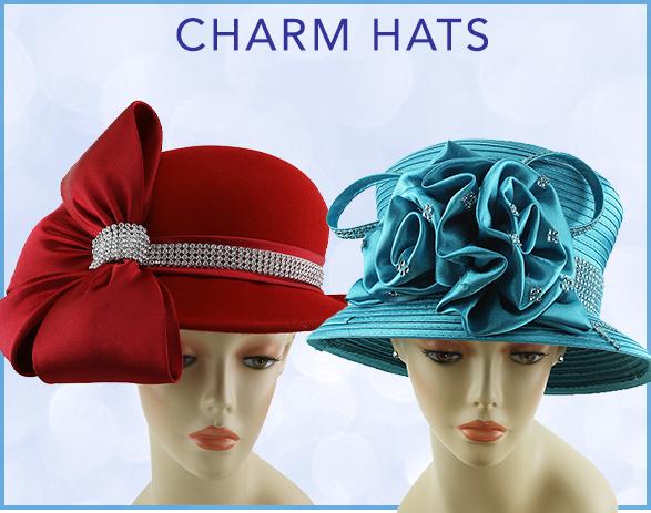 Charm Hats