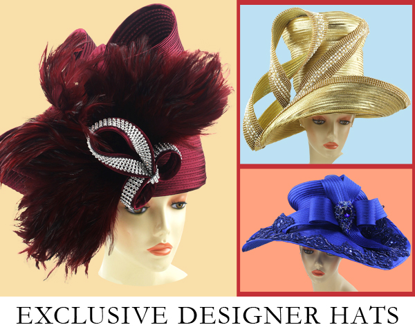 Exclusive Designer Hats Fall and Winter