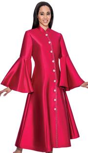 RR9031-BUR ( 1pc GMI Church And Choir Robe With Bell Sleeve )